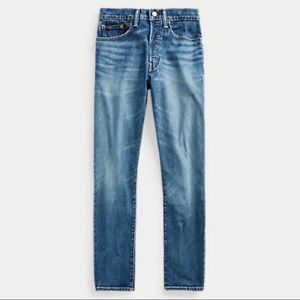 NWT Callen High-Rise 90's vibe distressed Jean 30